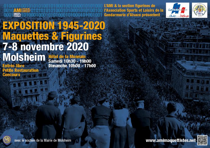Affiche exposition Molsheim 2020